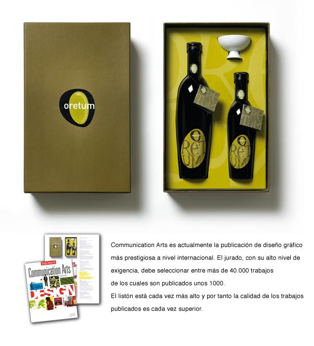 Aceite de Oliva ORETUM