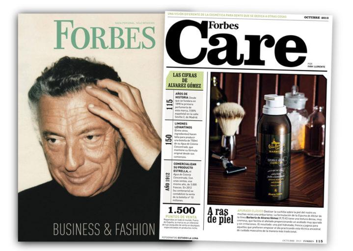 AG Barbería en Frobes. ideologo.com