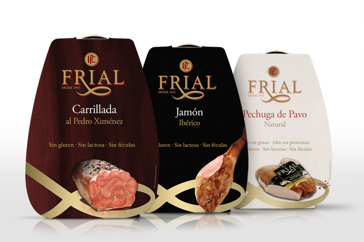 Grupo Frial packaging ideologo