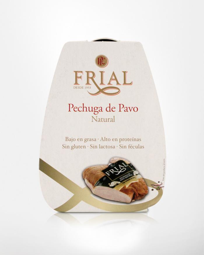Grupo Frial packaging lata Pechuga Pavo, ideólogo