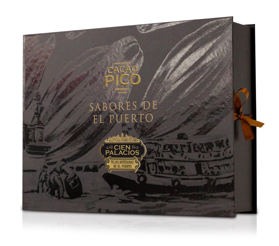 Sabores de El Puerto. Diseño de packaging