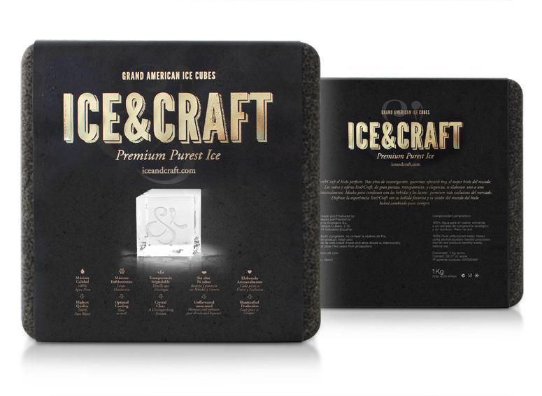 ICE&CRAFT hielo premium