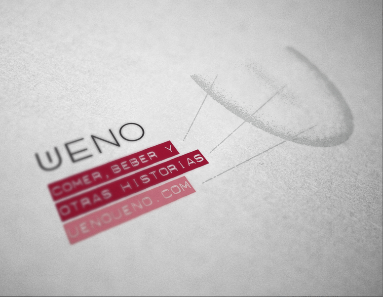 UENO branding packaging